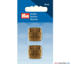Prym - Gold Finish Button - WeaverDee.com Sewing & Crafts - 2