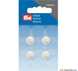 Prym - Pearl with Set Stone Buttons 11 mm - WeaverDee.com Sewing & Crafts - 1