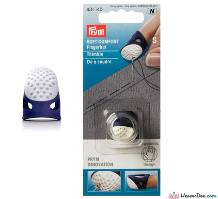Prym - Ergonomic Thimble - WeaverDee.com Sewing & Crafts - 1