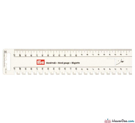 Prym - Hand Gauge - WeaverDee.com Sewing & Crafts - 1