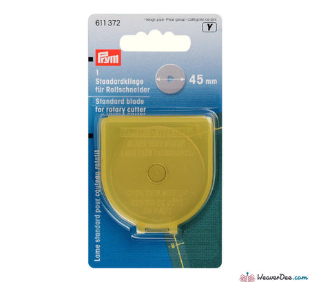 Prym - Olfa Rotary Cutter Blade / 45mm - WeaverDee.com Sewing & Crafts - 1