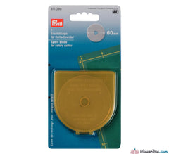 Prym - Olfa Rotary Cutter Blade / 60mm - WeaverDee.com Sewing & Crafts - 1