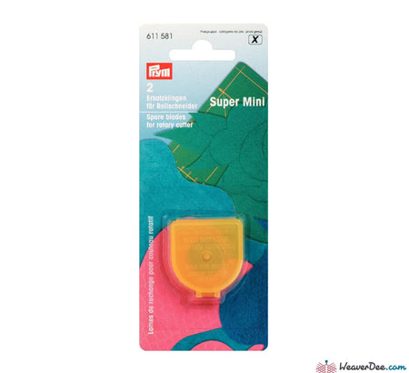 Prym - Olfa Rotary Cutter Blades / 18mm - WeaverDee.com Sewing & Crafts - 1