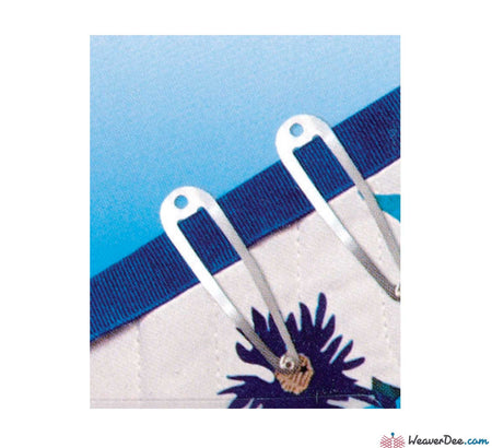 Prym - Binding & Hem Clips Pack of 30 - WeaverDee.com Sewing & Crafts - 1