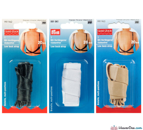 Prym - Low Back Strap - WeaverDee.com Sewing & Crafts