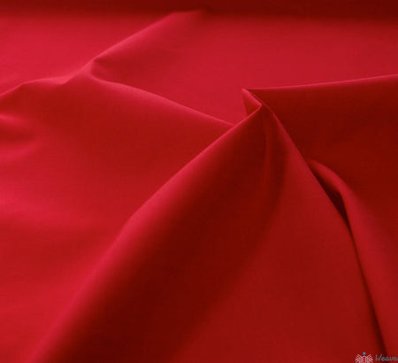 WeaverDee - Poly Cotton Fabric / Red - WeaverDee.com Sewing & Crafts - 5