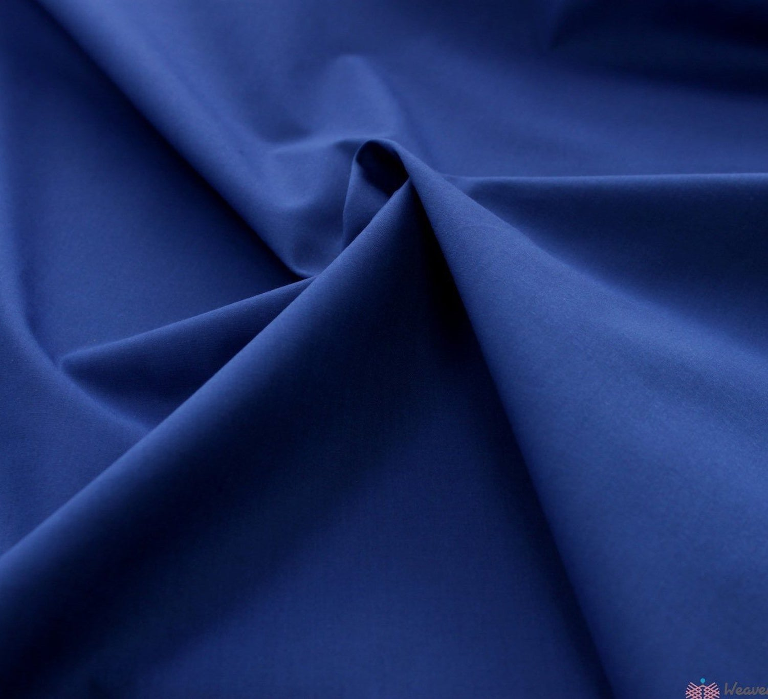 WeaverDee - Poly Cotton Fabric / Royal Blue - WeaverDee.com Sewing & Crafts - 1