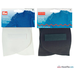 Prym - Set-In Shoulder Pads [Hook & Loop] - WeaverDee.com Sewing & Crafts