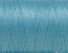 Gütermann - Sew-All Polyester Sewing Thread [196 Azure Blue] - WeaverDee.com Sewing & Crafts - 1