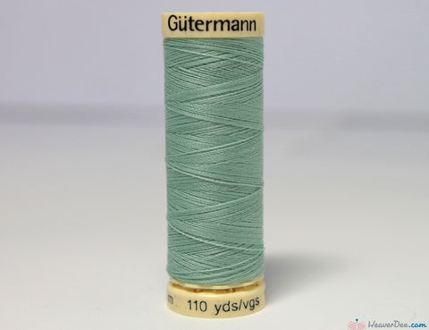 Gütermann - Sew-All Polyester Sewing Thread [297 Weathered Sea Green] - WeaverDee.com Sewing & Crafts - 1