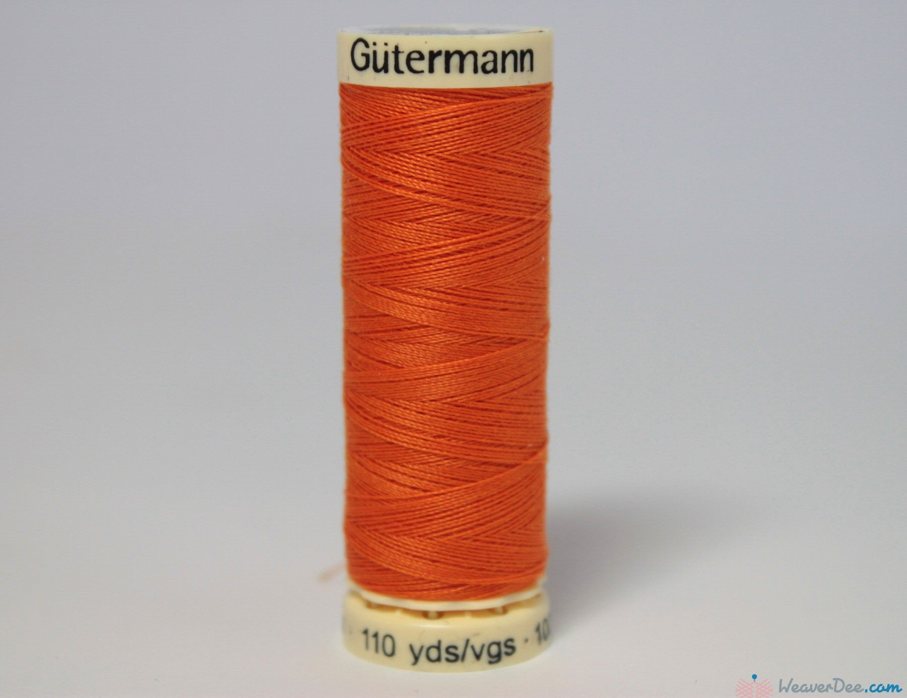 Gütermann - Sew-All Polyester Sewing Thread [350 Orange] - WeaverDee.com Sewing & Crafts - 1