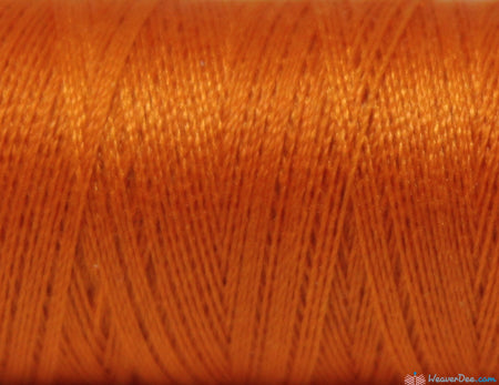 Gütermann - Sew-All Polyester Sewing Thread [362 Pumpkin Orange] - WeaverDee.com Sewing & Crafts - 1