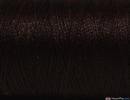 Gütermann - Sew-All Polyester Sewing Thread [406 Dark Brown] - WeaverDee.com Sewing & Crafts - 1