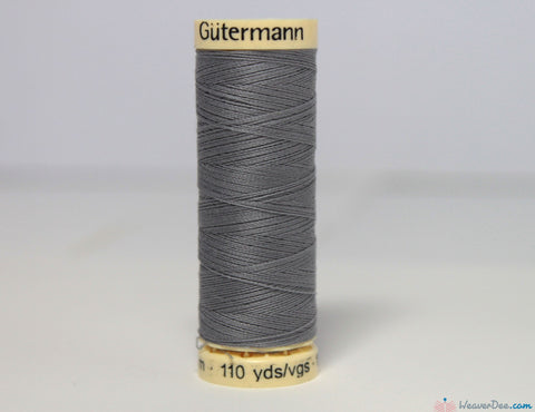 Gütermann - Sew-All Polyester Sewing Thread [40 Grey] - WeaverDee.com Sewing & Crafts - 1