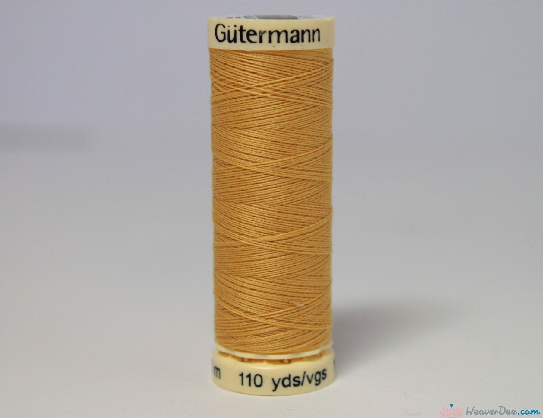 Gütermann - Sew-All Polyester Sewing Thread [415 Yellow] - WeaverDee.com Sewing & Crafts - 1