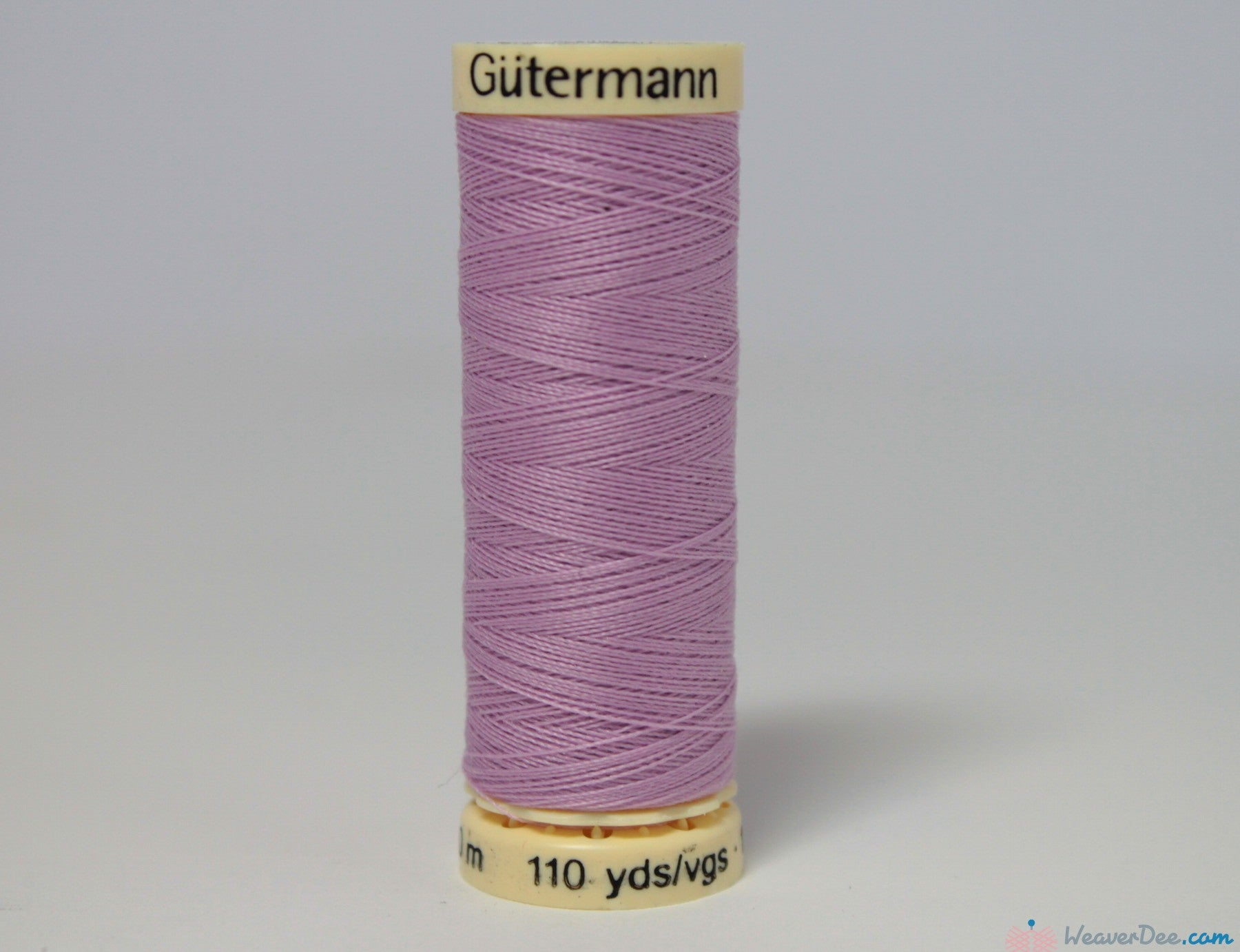 Gütermann - Sew-All Polyester Sewing Thread [441 Pastel Purple] - WeaverDee.com Sewing & Crafts - 1
