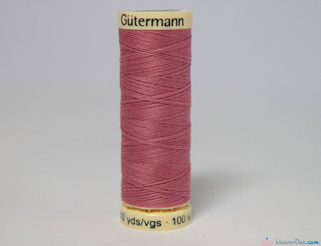 Gütermann - Sew-All Polyester Sewing Thread [473 Dusky Pink] - WeaverDee.com Sewing & Crafts - 1