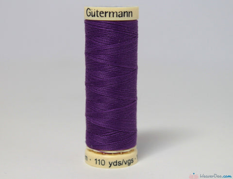 Gütermann - Sew-All Polyester Sewing Thread [571 Royal Purple] - WeaverDee.com Sewing & Crafts - 1