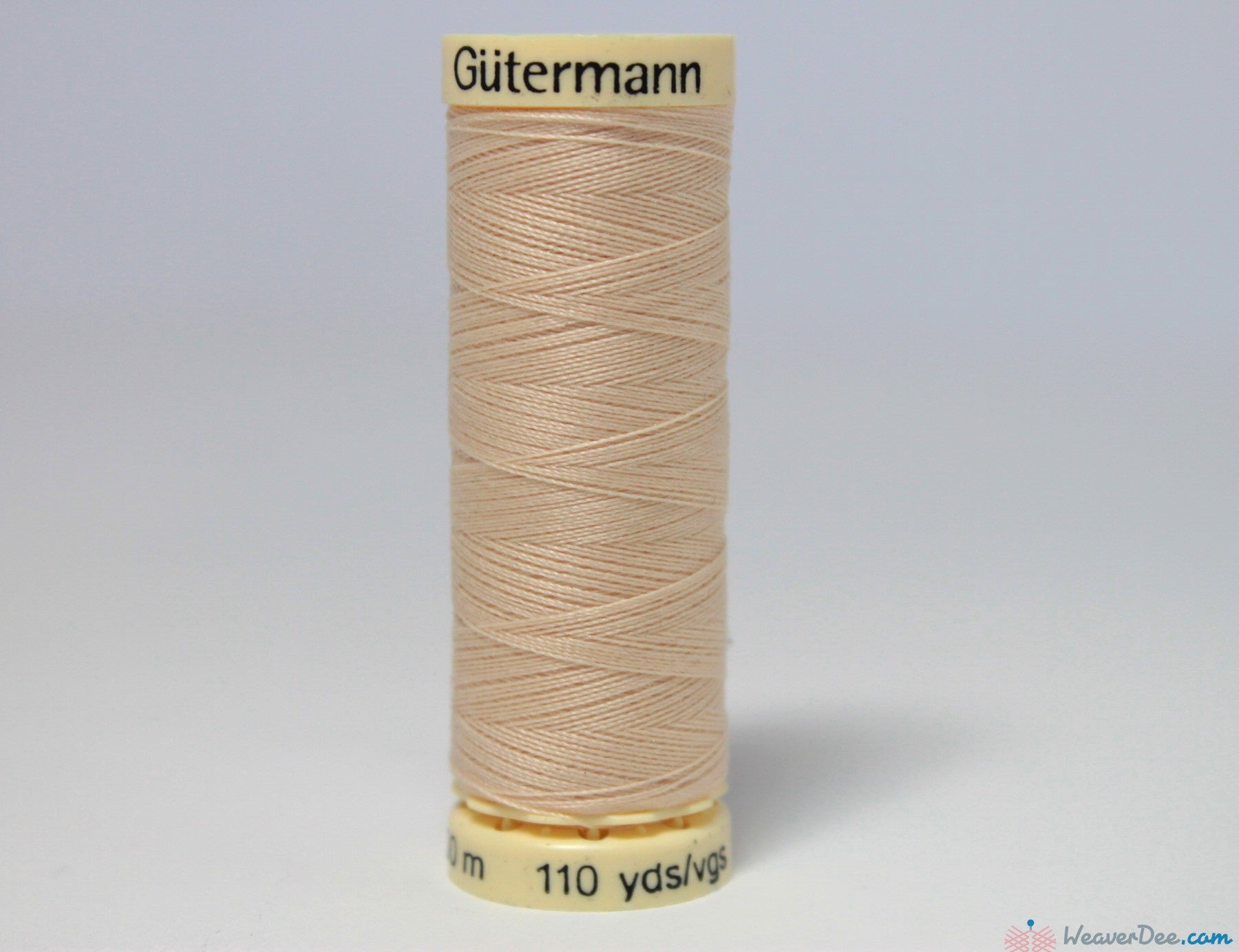 Gütermann - Sew-All Polyester Sewing Thread [5 Nude Pink] - WeaverDee.com Sewing & Crafts - 1