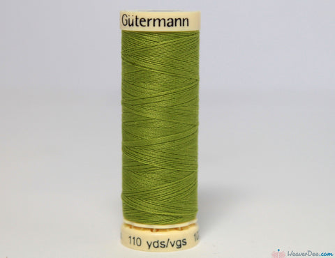 Gütermann - Sew-All Polyester Sewing Thread [616 Moss Green] - WeaverDee.com Sewing & Crafts - 1
