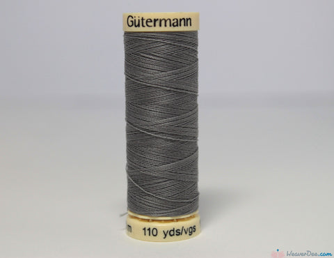 Gütermann - Sew-All Polyester Sewing Thread [634 Grey] - WeaverDee.com Sewing & Crafts - 1