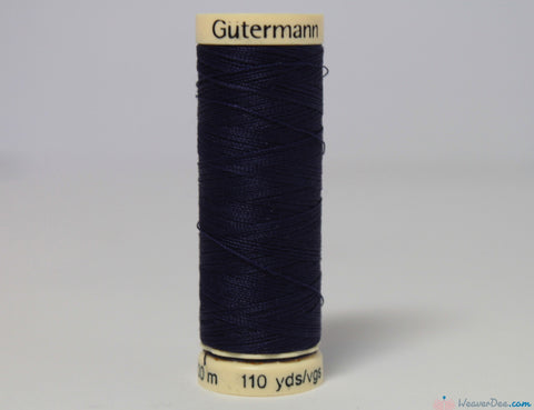 Gütermann - Sew-All Polyester Sewing Thread [66 Dark Purple] - WeaverDee.com Sewing & Crafts - 1