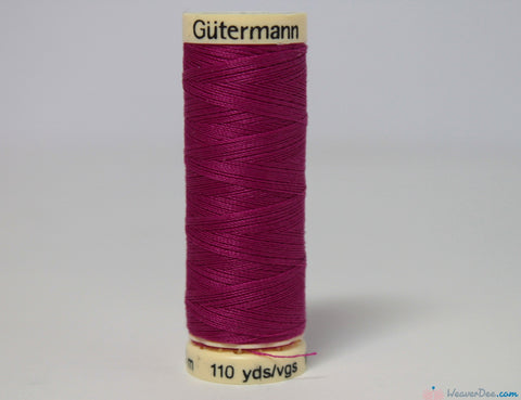 Gütermann - Sew-All Polyester Sewing Thread [877 Rose] - WeaverDee.com Sewing & Crafts - 1