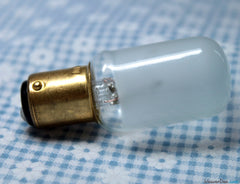 Bernina - Bernina Sewing Machine Bulb (Small Bayonet Cap) - WeaverDee.com Sewing & Crafts - 1