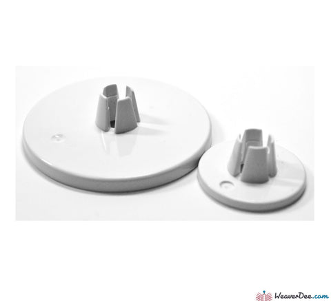 *General Fitting - Thread Spool Holder Caps - WeaverDee.com Sewing & Crafts - 1
