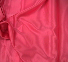 WeaverDee - Liquid Satin Fabric / Cerise - WeaverDee.com Sewing & Crafts