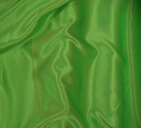 WeaverDee - Liquid Satin Fabric / Lime - WeaverDee.com Sewing & Crafts