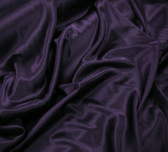WeaverDee - Liquid Satin Fabric / Navy - WeaverDee.com Sewing & Crafts