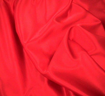 WeaverDee - Liquid Satin Fabric / Red - WeaverDee.com Sewing & Crafts