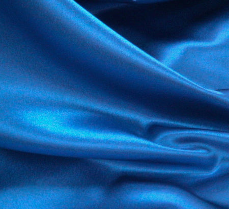 WeaverDee - Liquid Satin Fabric / Royal Blue - WeaverDee.com Sewing & Crafts