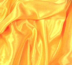 WeaverDee - Liquid Satin Fabric / Yellow - WeaverDee.com Sewing & Crafts