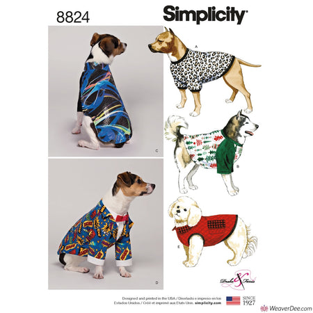 photograph relating to Dog Coat Sewing Patterns Free Printable named Sewing Models for Animals / Canines