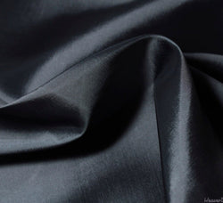 WeaverDee - Taffeta Fabric / 150cm / Dark Grey #15 - WeaverDee.com Sewing & Crafts - 1
