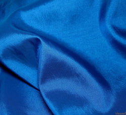 WeaverDee - Taffeta Fabric / 150cm / Royal Blue #139 - WeaverDee.com Sewing & Crafts - 1