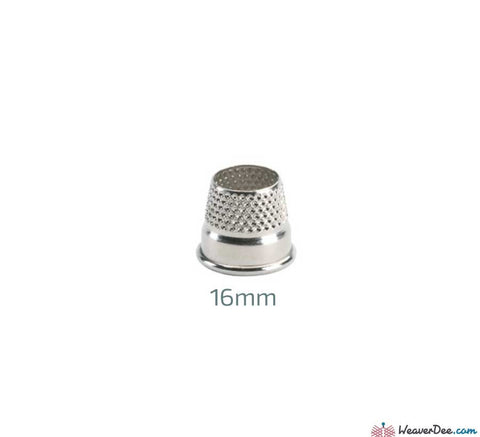 Prym - Open Ended Tailor's Thimble - WeaverDee.com Sewing & Crafts - 3