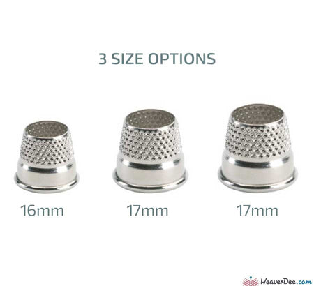 Prym - Open Ended Tailor's Thimble - WeaverDee.com Sewing & Crafts - 1