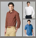 Vogue - V8759 Men's Shirt | Easy - WeaverDee.com Sewing & Crafts - 2