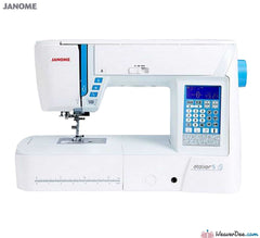 Janome ATELIER 5 Sewing Machine + FREE TABLE & ACCESSORIES worth £185
