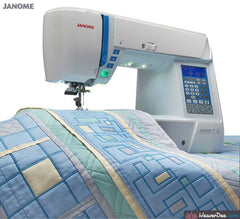 Janome - Janome ATELIER 5 Sewing Machine - WeaverDee.com Sewing & Crafts - 1