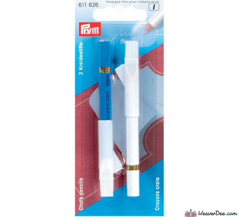 Prym - Chalk Marking Pencils - WeaverDee.com Sewing & Crafts