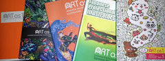 ARTas1® Books (Japanese Professional Illustrators)