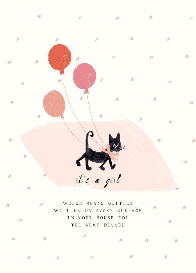 One Sweet Kitten Greeting Card