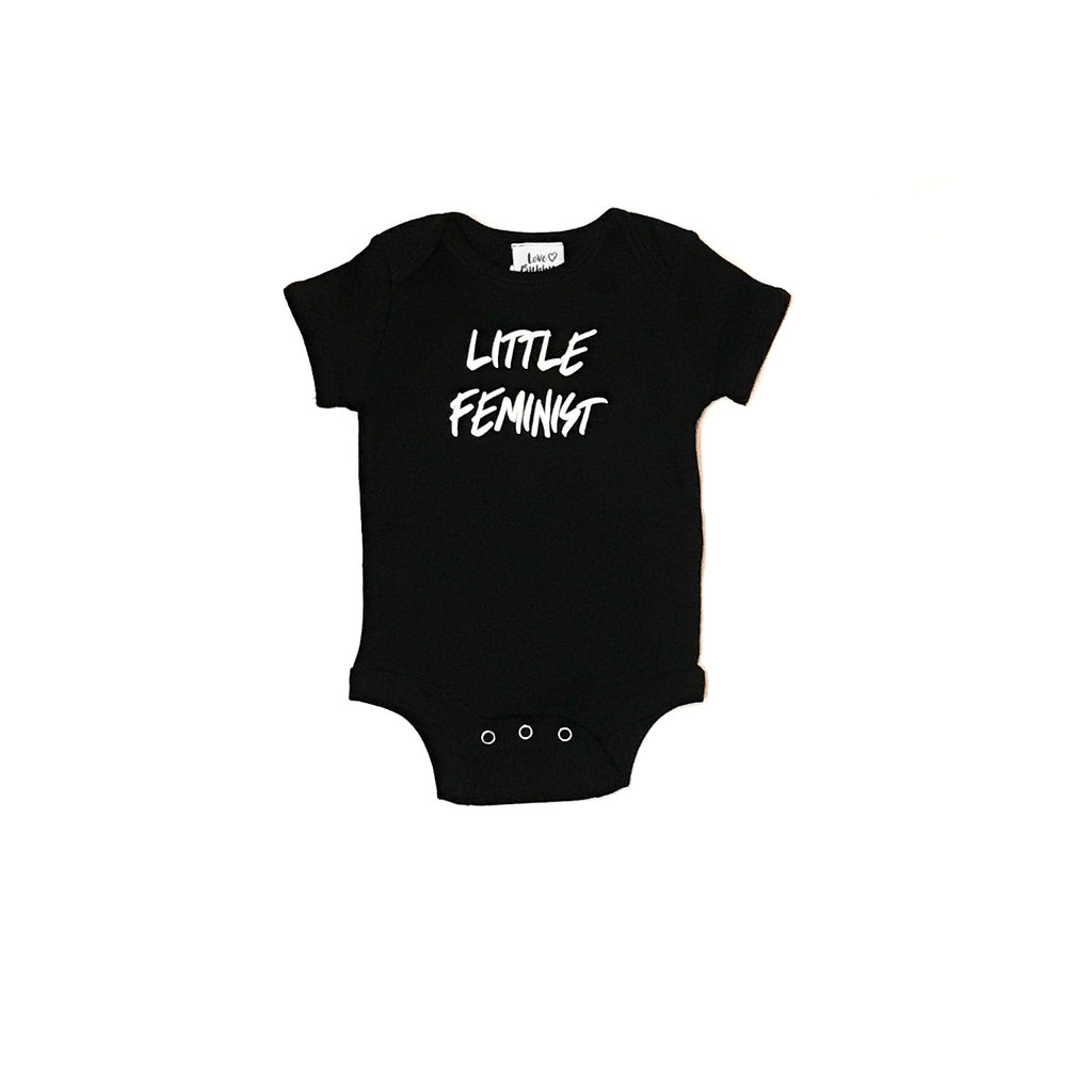 Little Feminist Onesie