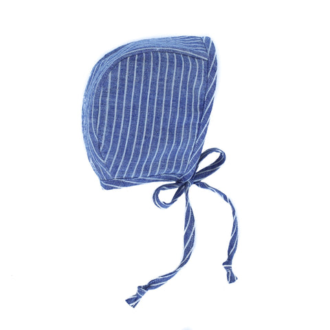 Oxford Stripe Bonnet