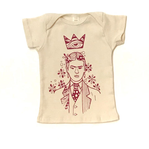 King Frida Lap Tee