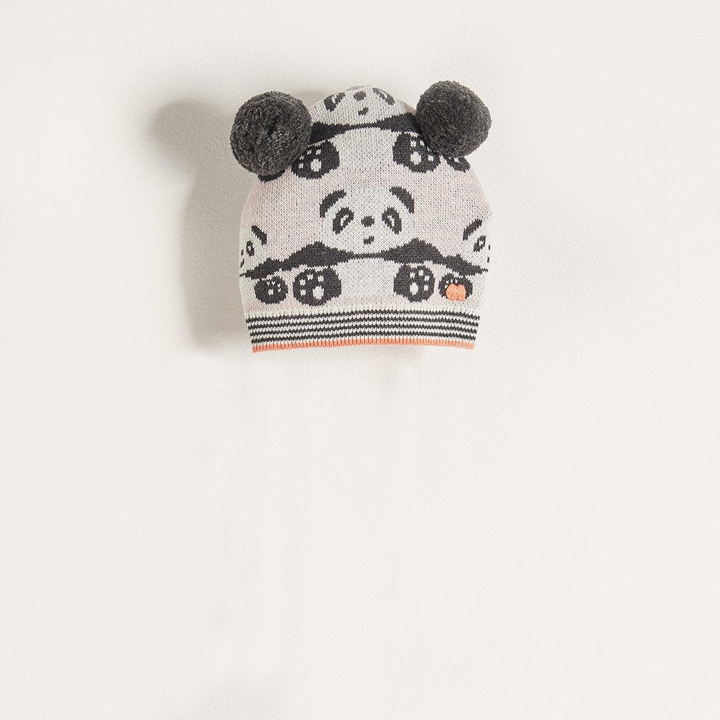 Ping Panda Hat with Ears
